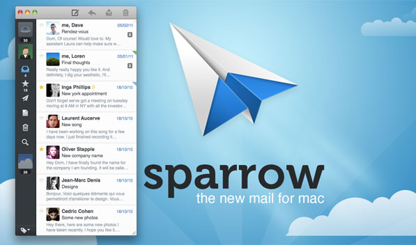Sparrow apple yosemite sketch freebie download free resource for.